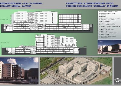 OSPEDALE NESIMA - CT